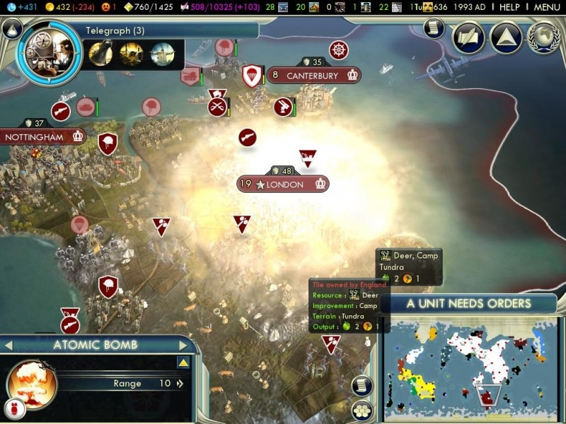 Civilization 6 in development for PC, releases in October | VG247