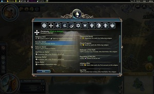 Sid Meier's - Civlization V  - Gods and Kings