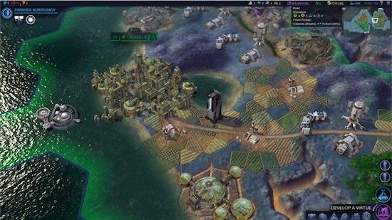 Civilization Beyond Earth Cons