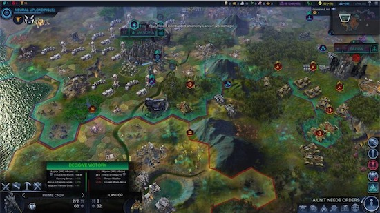 Civilization Beyond Earth - Decisive Victory