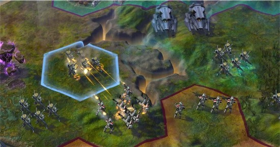 Civilization Beyond Earth Victory